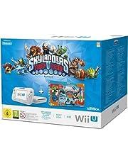 Console Nintendo Wii U 8 Go Blanche + Skylanders Trap Team [Importación Francesa]