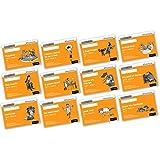 Read Write Inc. Phonics: Black and White Orange Set 4 Storybooks Mixed Pack of 12