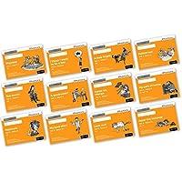 Read Write Inc Phonics: Black and White Orange Set 4 Storybooks Mixed Pack of 12