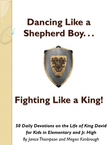 King David Bible Study For Kids Dancing Like A Shepherd Boy Fighting