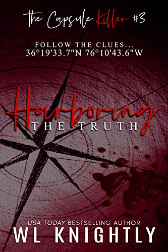 Harboring the Truth (The Capsule Killer Book 3) - Kindle edition by