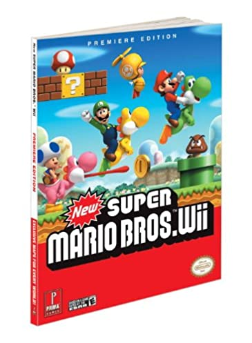 new super mario bros wii prima official game guide prima rh amazon com wii game walkthroughs guides wii u game guides