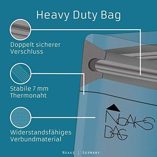 Noak Bag XS 5er Pack 11x5cm