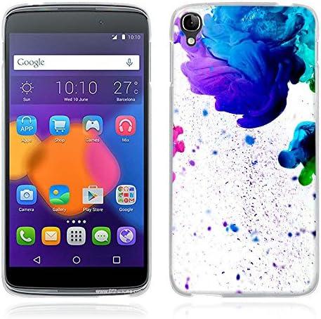 FUBAODA Funda para Alcatel One Touch Idol 3(5.5 Inch) Serie de ...