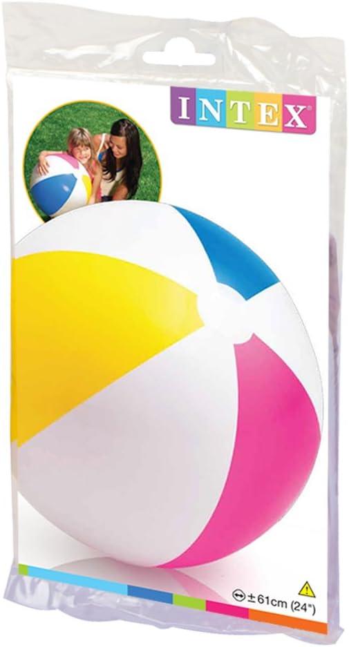 Intex 24'' Glossy Panel Ball: Toys & Games