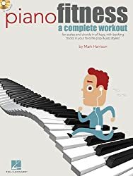 Piano Fitness A Complete Workout Piano Pf Bk/Cd