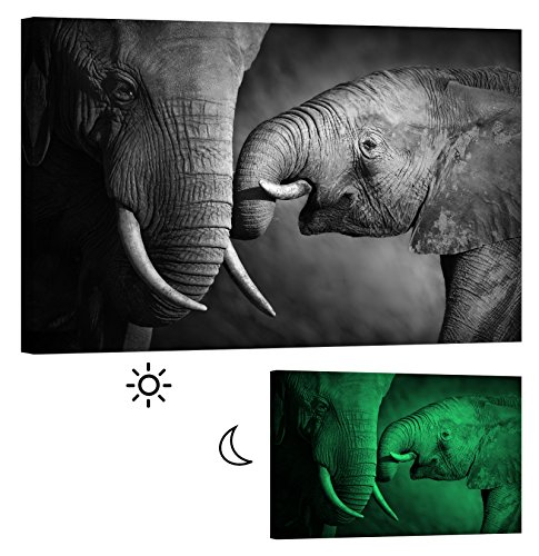 Outdoor Lighted Elephant - 6
