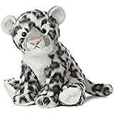 Aurora World Destination Nation Plush, Snow Leopard