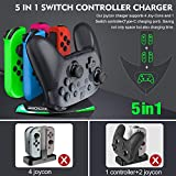 Switch Controller Charger for Nintendo, Switch