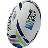 Gilbert 2015 Rugby World Cup England Replica Rugby Ball, 5