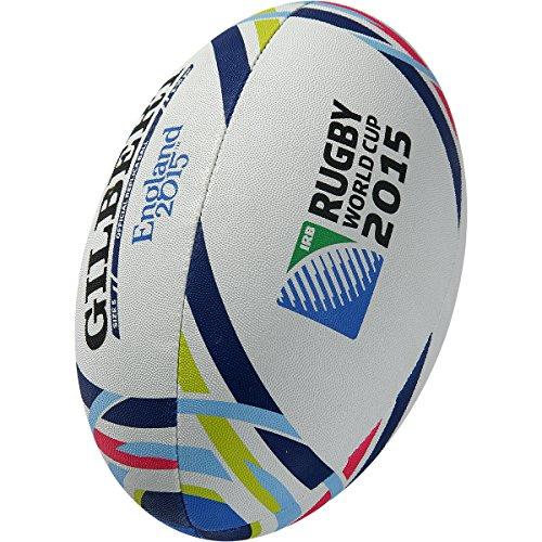 Coupe du Monde RWC 2015 - Ballon de Rugby Gilbert - taille 5