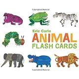 The World of Eric Carle(TM) Eric Carle Animal Flash Cards