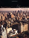 img - for Real Estate Finance and Investments (Winning Edge Series) by William B Brueggeman (2001-08-01) book / textbook / text book