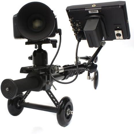 Cinemática cámara réflex digital polea Scorpion King rodillo de ...