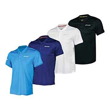 Babolat Core Club Polo: Amazon.es: Deportes y aire libre