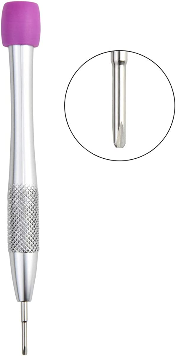 Screwdriver Triwing Compatible with Strap Or Band Changes On Oris Aquis 2Mm Blade Watches