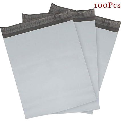 WENTS 100Pcs Genérico Bolsas de Plástico para Correo Postal ...
