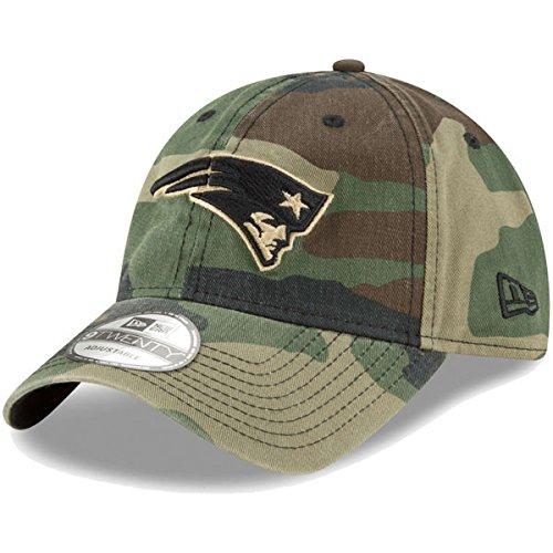 68b861fc4 New England Patriots Camouflage Caps