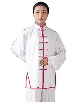 GE® Traje de Tai Chi Tang Artes Marciales de Kung fu Chino ...