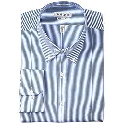 Van Heusen Men's Pinpoint-Stripe Shirt