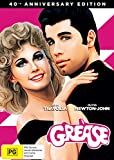 Grease | 40th Anniversary | John Travolta, Olivia Newton-John | NON-USA Format | PAL | Region 4 Import - Australia