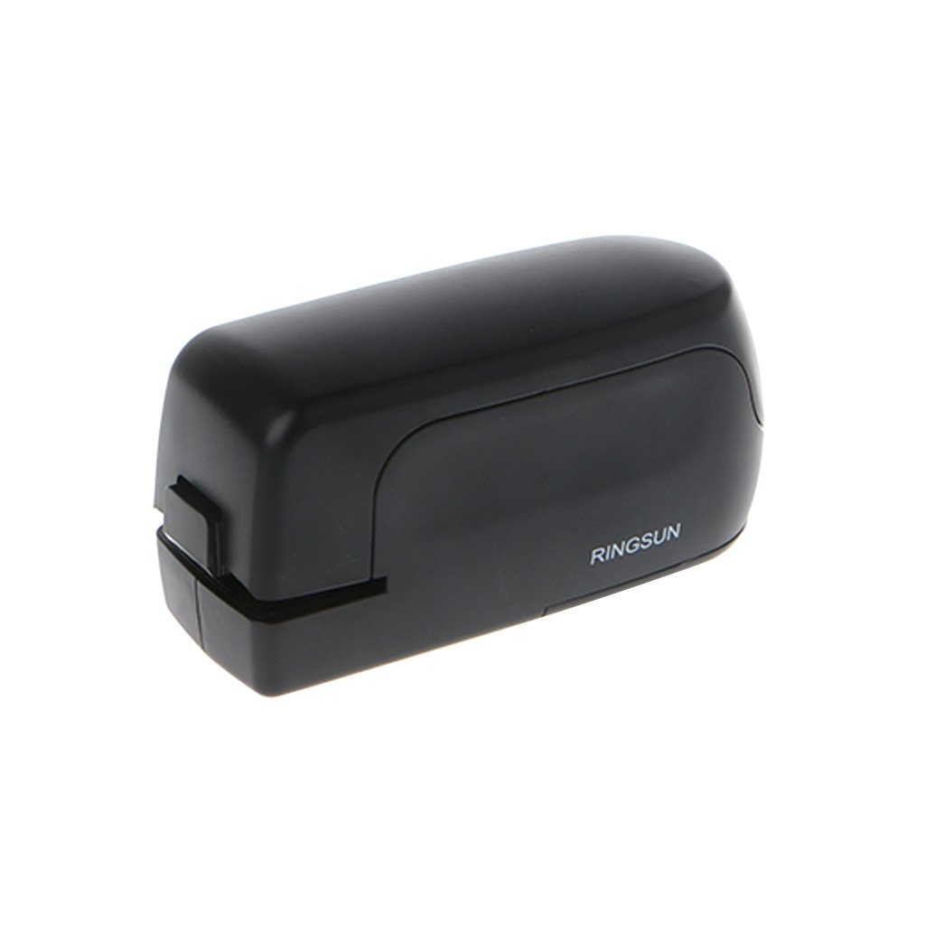 YHSUN New Automatic Desktop Electric School Office Stapler Book Sewer(With American regulation chargers)
