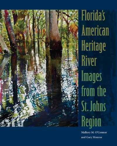 Books : Florida's American Heritage River: Images from the St. Johns Region