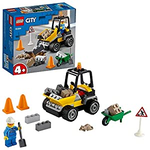 LEGO Roadwork Truck Building Blocks...