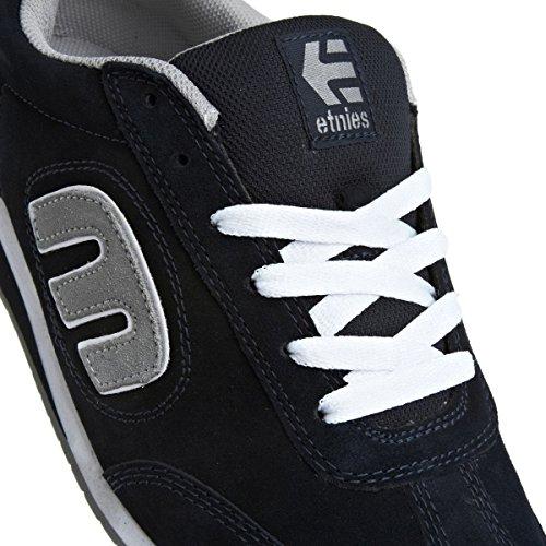 Lo cut Unisex Adulto – Ls Sneaker Ii Blu Etnies Navy dark 5dqA7Xw5