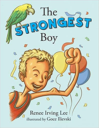 Image result for the strongest boy renee irving lee