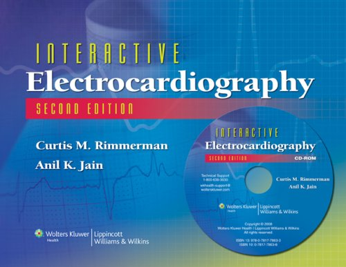 Interactive Electrocardiography: CD-ROM with Workbook by LWW