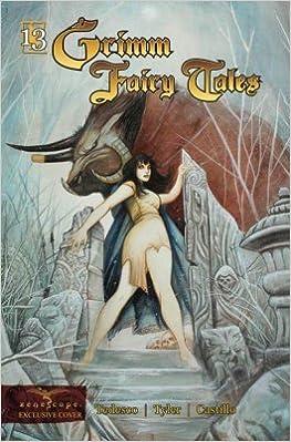 "Grimm Fairy Tales #13 ""Castillo Limited Edition Variant"" PDF"