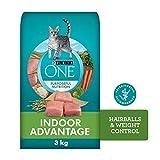 Purina ONE Dry Cat Food, Indoor Advantage 3 kg