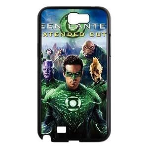 Samsung Galaxy Note 2 N7100 Phone Case Green Lantern F6371036