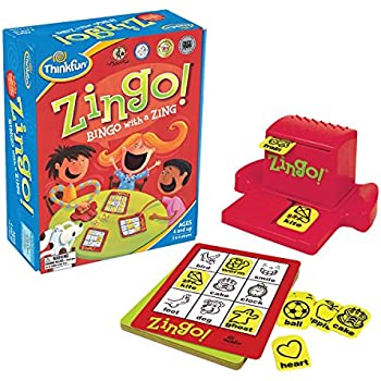 Think Fun Zingo (Discontinued by manufacturer)