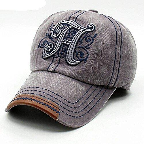 100% Cotton Baseball Cap Snapback Casquette Golf Caps Hats For (Caterpillar Classic Cap)