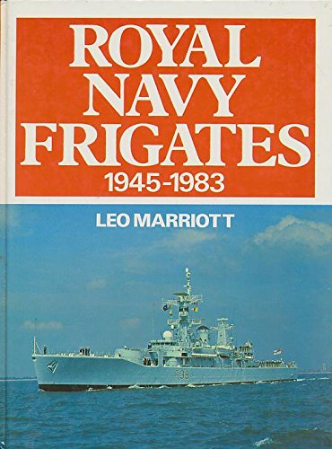 Price comparison product image Royal Navy frigates,  1945-1983
