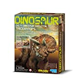 Great Gizmos 4M Kidz Labs Dig a Dinosaur Triceratops