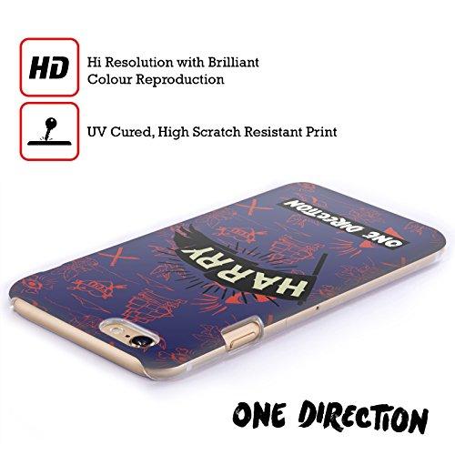 Officiel One Direction Harry Styles Motifs Souvenirs De Minuit Étui Coque D'Arrière Rigide Pour Apple iPhone 3G / 3GS