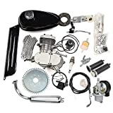 Best GENERIC Gas Scooters - 80cc 2 Cycle Motorcycle Muffler Motorized Bike Engine Review