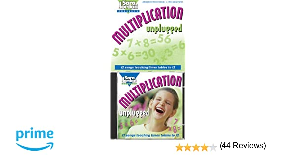 Multiplication Unplugged (CD/book kit): Sebastian Hergott ...