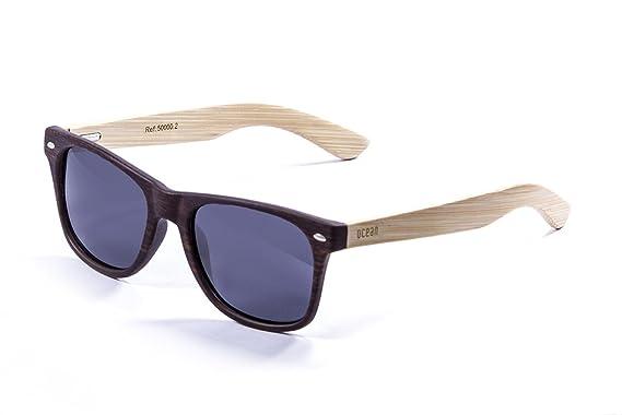 Ocean Sunglasses beach wood - lunettes de soleil en Bambou - Monture    Bambou - Verres 3f05739f977c