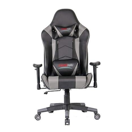 Oipoodde Silla de E-Sports Juego de Carreras sillas ...