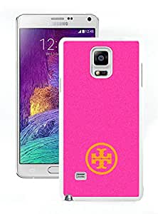 New Custom Designed Samsung Galaxy Note 4 N910A N910T N910P N910V N910R4 Phone Case With Tory Burch 74 White Phone Case