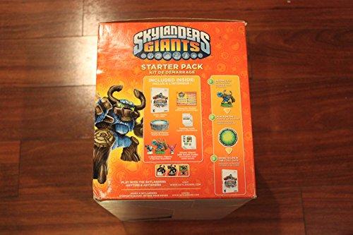 Nintendo Wii Console w/Skylanders Giants Starter Pack