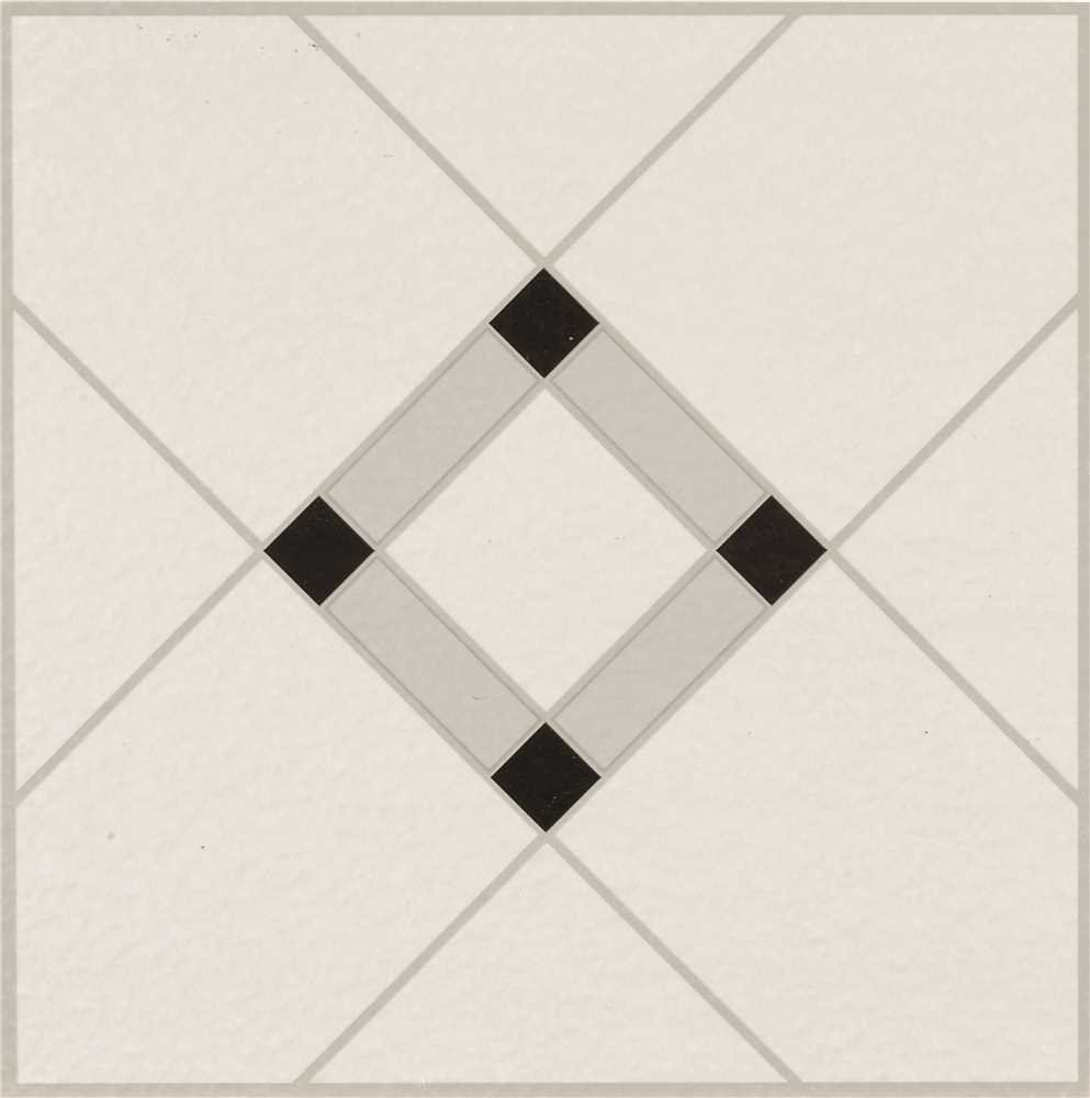 Black and White Floor Tiles: Amazon.com