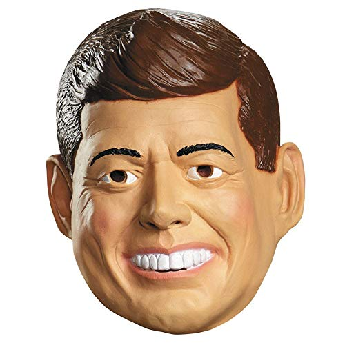 Disguise Costumes Kennedy Deluxe Mask, Adult
