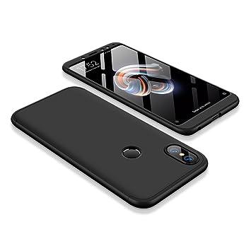 Bigcousin Coque Xiaomi Redmi Note 5 Pro Protecteur D Ecran En
