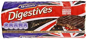 McVities Dark Chocolate Digestives 300g
