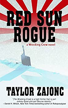 Red Sun Rogue (The Wrecking Crew) by [Zajonc, Taylor]